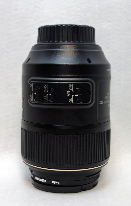 Micro Nikkor ED 105mm