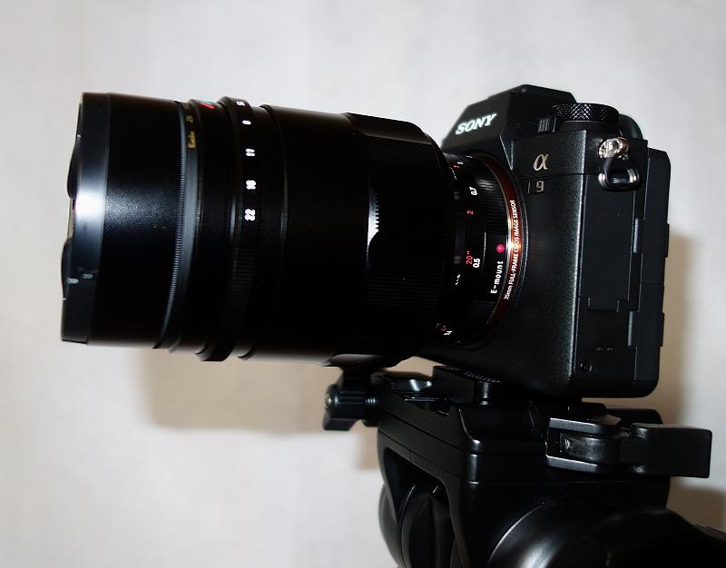 INPON クイックリリースプレート アルカスイス互換 40mm 1/4